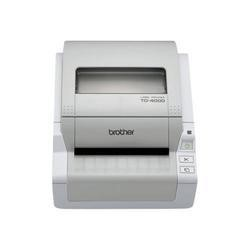 TD-4000 Thermal Desktop and Label Printer