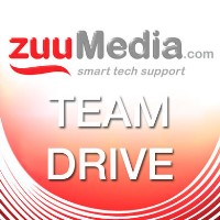 Team Drive (Business Backup and File Server) 25GB - 1 Year