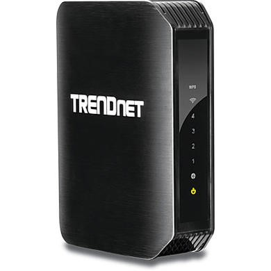 Trendnet N600 Concurrent Dual Band 300Mbps Wireless N Router