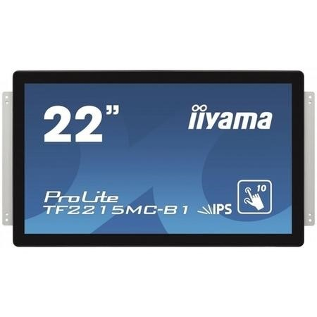 "Iiyama TF2215MCB1 22"" Full HD HDMI Touch Screen Monitor"