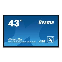 "iiyama Prolite 43"" Full HD IPS TouchScreen Large Format Display"
