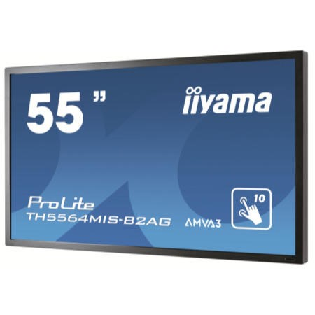 "Iiyama ProLite TH5565MIS-B1AG 55"" Full HD LED Touchscreen Display"