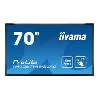 "Iiyama TH7067MIS-B2AG 70"" Full HD Touchscreen Display"