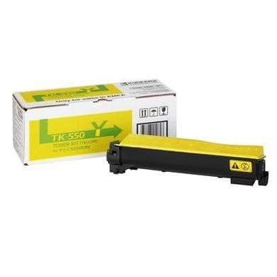 Kyocera Toner-Kit TK-550 Yellow