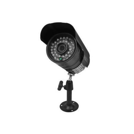 electriQ CCTV System - 4 Channel 720p DVR with 2 x 800TVL Bullet Cameras & 1TB HDD