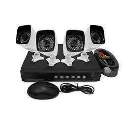 electrIQ 8 channel AHD 1080p Kit  & 4 HD 720p Bullet Cameras Hard Drive is Required