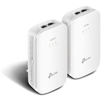TP-Link AV2000 2000Mbps 2 Ports Pack of 2 - Powerline Adapter Kit