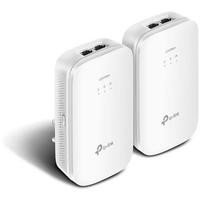 TP-Link Powerline AV2000 - Starter Kit - bridge - GigE HomePlug AV HPAV HomePlug AV HPAV 2.0 IEEE 1901 - wall-pluggable pack of 2