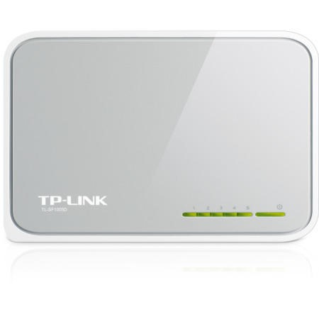 TP-Link 5 Port 10/100M Mini Desktop Switch