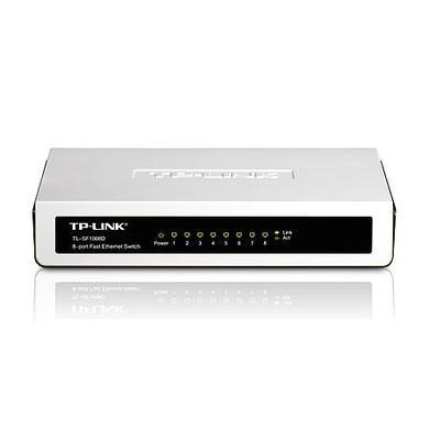 TP-Link 8 port 10/100M mini Desktop Switch