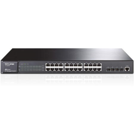 TP-Link TL-SG5428 JetStream 244G Pure-Gigabit L2 Managed Switch