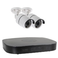 electriQ 2 Camera 1080p HD CCTV System with 1TB Hard Drive