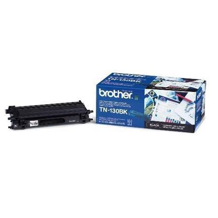 Brother TN 130BK Toner Cartridge - Black