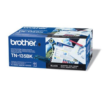 Brother TN 135BK - toner cartridge