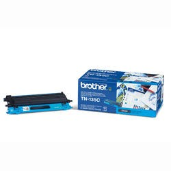 Brother TN 135C - toner cartridge