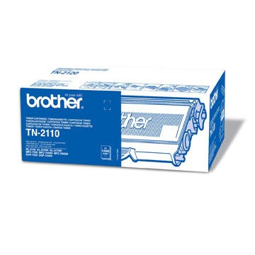 Brother TN2110 Standard Mono Toner Cartridge (1,500 A4 Pages)