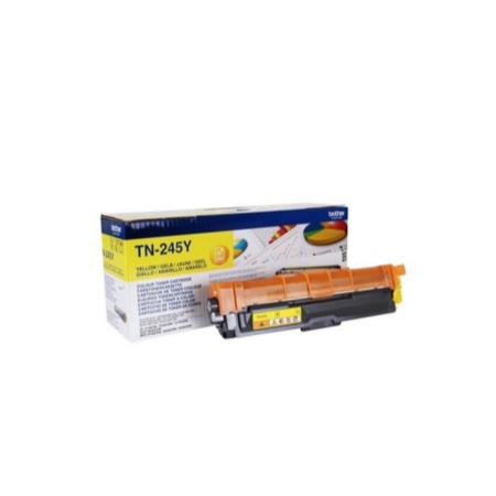 Brother TB245Y Toner Cartridge - Yellow