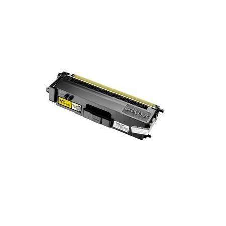 Brother TN325Y Yellow Toner Cartridge
