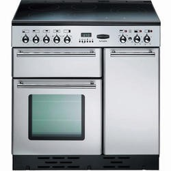 Rangemaster 88120 Toledo Induction 90cm Electric Range Cooker - Stainless Steel