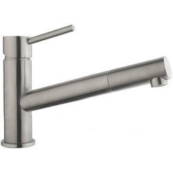 Astracast TP0604 Ariel Single Lever Mixer Tap in Brushed Steel