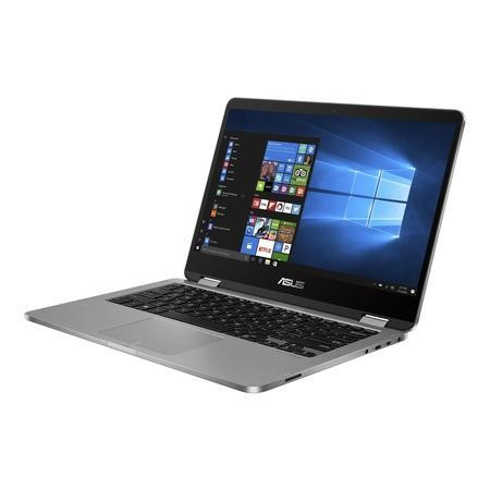 TP401CA-BZ032T Asus Vivobook Flip 14 Core M3-7Y30 8GB 128GB SSD 14 Inch Windows 10 Touchscreen Laptop
