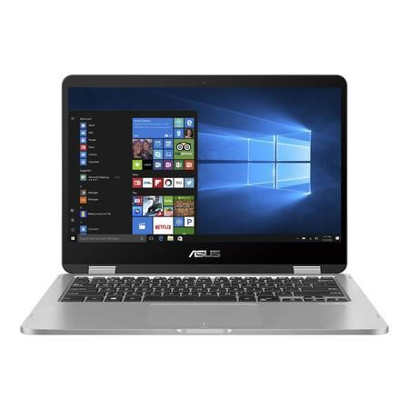 TP401NA-EC007T Asus Vivobook Flip 14 Intel Pentium N4200 4GB 64GB SSD 14 Inch Windows 10 Touchscreen Laptop