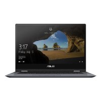 Asus VivoBook Flip 14 Core i3-7020U 4GB 128GB SSD 14 Inch Windows 10 Home 2-in-1 Convertible Laptop