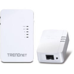 Powerline 500 Wireless Kit Inc TPL-406E Powerline + TPL-410AP Access Point UK Plug.