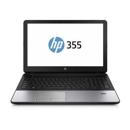 "TR/10/75 Pre-Owned HP Probook 15.6"" AMD A4-6210 1.8GHz 8GB 275GB DVD-RW Windows 8.1 Pro Laptop in Grey"