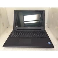 "Pre-Owned Dell Inspiron 15 3000 15.6"" Intel Core i3-4005u 1.7GHz 8GB 500GB DVD-RW Windows 10 Laptop in Black"