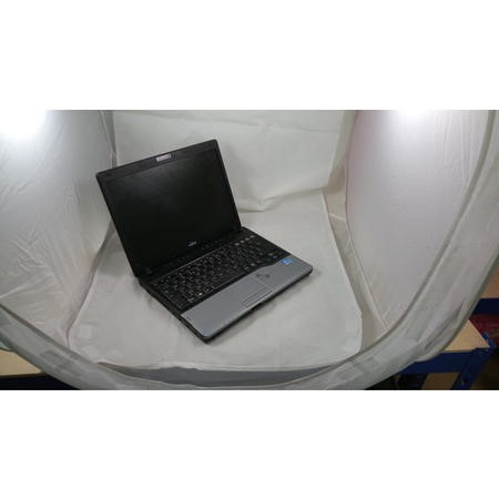 TR/13/232 Refurbished Fujitsu Lifebook p772 Core i7 3687U 4GB 120GB 12 Inch Window 10 Laptop