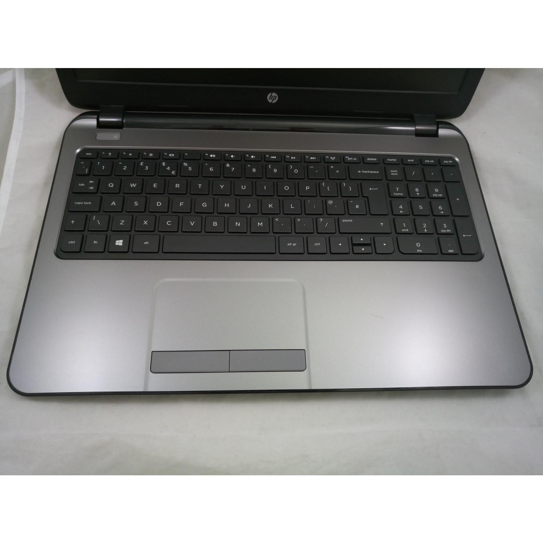Refurbished Hp 255 G3 Amd E1 6010 Apu 4 Gb 500gb 15 6 Inch Windows 10 Dvd Rw Laptop In Grey Black Laptops Direct