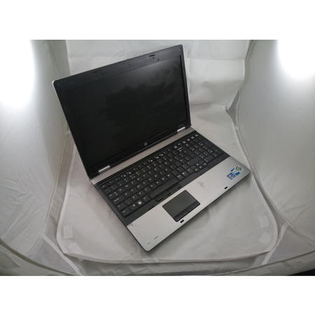 TR/15/567 Refurbished HP ProBook 6550b Core i7 M620 4GB 320GB DVDRW 15.6 Inch Windows 10 Laptop
