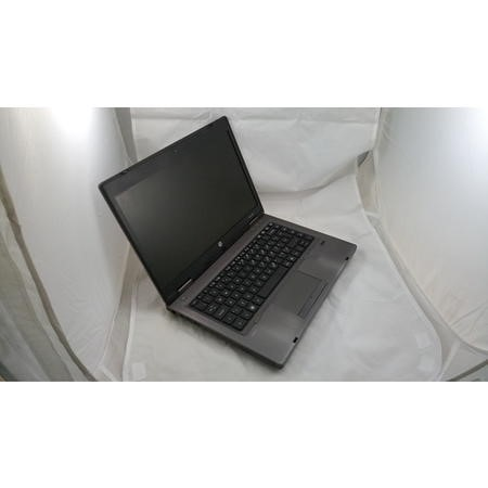 TR/18/43 Refurbished HP ProBook 6460b Core i5 2410M 4GB 320GB DVDRW 13.3 Inch Windows 10 Laptop