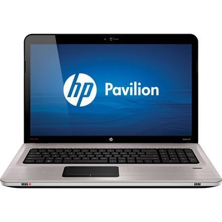 Refurbished HP DV7-6050SA Core i7 4GB 500GB 17.3 Inch Windows 10 Laptop