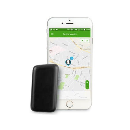 GPS +GSM Tracker with Real Time Location Tracking and Smartphone App