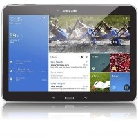Refurbished Samsung Galaxy Tab 4 16GB 10.1 Inch Tablet in Black