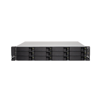 QNAP TS-1263XU-RP 12-Bay Network Attached NAS Storage