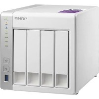 QNAP TS-431P 4 Bay Diskless Desktop NAS