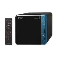 QNAP TS-453B 4 Bay Diskless Desktop NAS with Controller