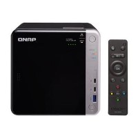 QNAP TS-453BT3 4 Bay 8GB Diskless Desktop NAS