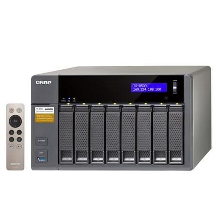 QNAP TS-853A-8G 8 Bay Diskless NAS Enclosure