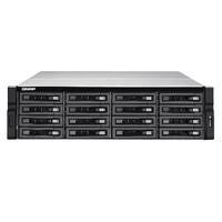 QNAP TS-EC1680U Intel Xeon E3 Quad-Core 4GB 16 Bay NAS