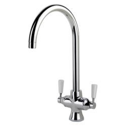 Rangemaster Aquaclassic Spa Brushed Steel Filter Tap
