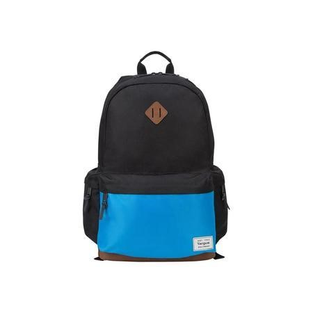 Targus Strata 15.6 Inch  Notebook Backpack in Black and Blue