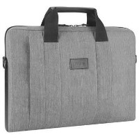 "Targus 15.6"" Smart City Smart Laptop Slipcase in Grey"