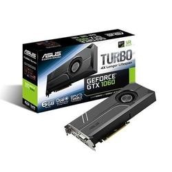 Asus GeForce Turbo GTX 1060 6GB GDDR5 Graphics Card