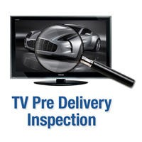 TV Pre Delivery Inspection TVPREDELIV