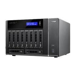 QNAP TVS-EC1080-E3-8G 10 Bay Diskless NAS 10Gbe Intel E3 8GB