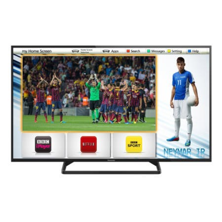 Panasonic TX-42AS500B 42 Inch Smart LED TV